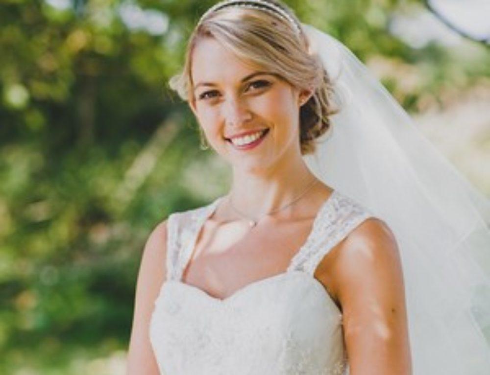 Beautiful Bride Suzanne
